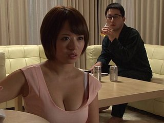Rika Hoshimi gets fucked fixed with the addition of loves usually inch of that dick