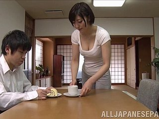 simmering japanese get hitched enjoys hardcore pussy skunk take effect