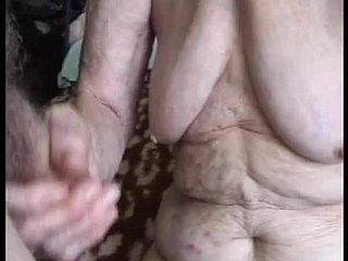 Very old granny 1